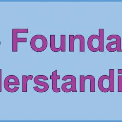 Active-Allyship: Three Foundational Understandings
